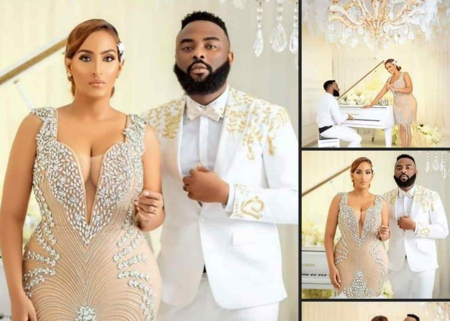 L'actrice ghanéenne Juliet Ibrahim enfin mariée?