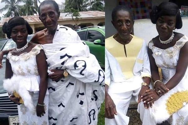 « Il est performant au lit » : se vante une femme de 35 ans mariée à un homme de 97 ans (vidéo)