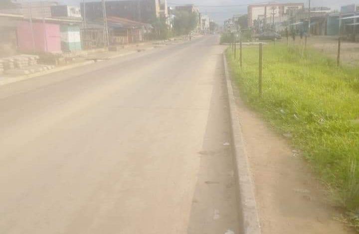 Jour de vote en Côte d'Ivoire / Silence de cimetière à Yopougon ce matin, les rues presque vides