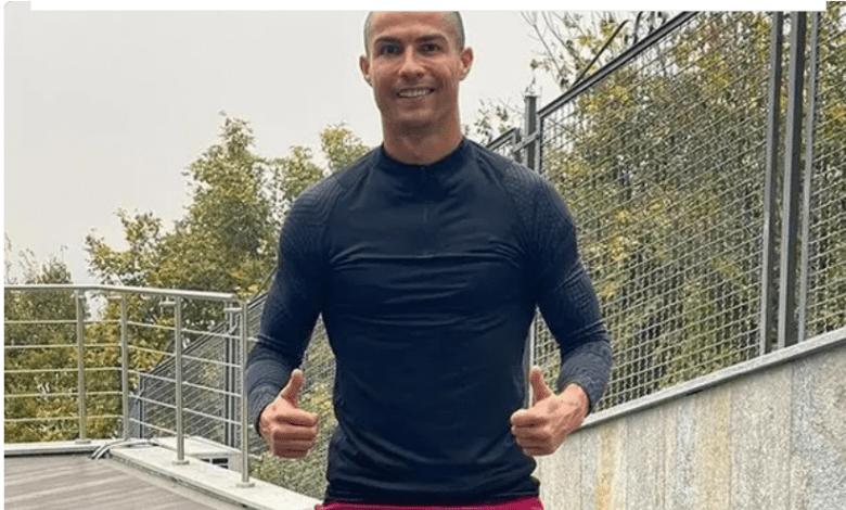 Juventus : en quarantaine, Ronaldo ne lâche rien avec les entraînements-Vidéo !