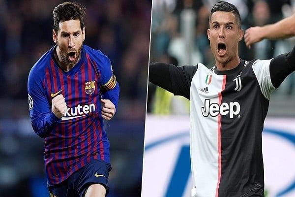 Juventus vs Barcelone : Lionel Messi envoie un message à Cristiano Ronaldo