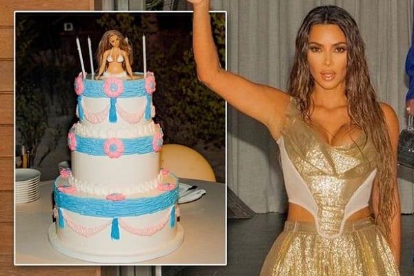 Kim Kardashian dépense 1 million de dollars pour la célébration de son 40e anniversaire