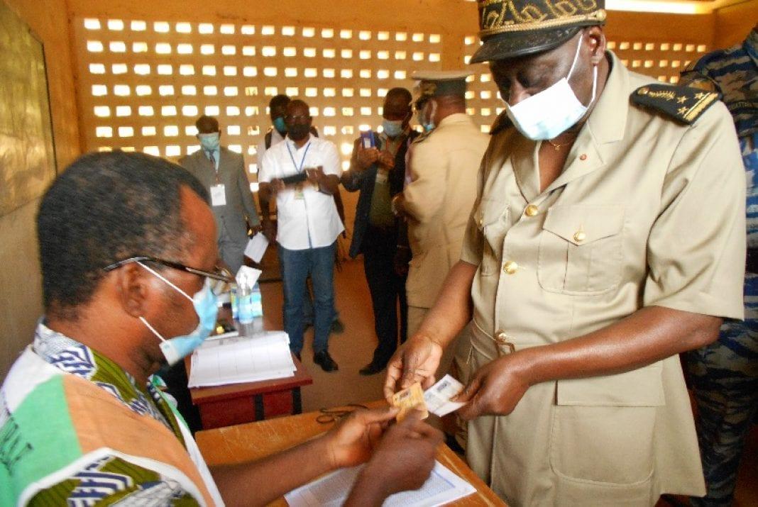 Korhogo : les bureaux de vote ouvrent dans le calme