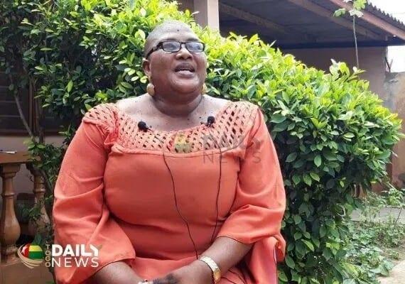 L'Université de Lomé honore Denise Mensah, bachelière à 51 ans