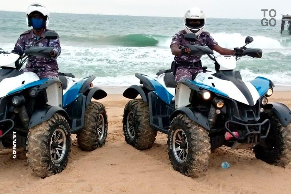 Le Togo se dote d'une brigade du littoral