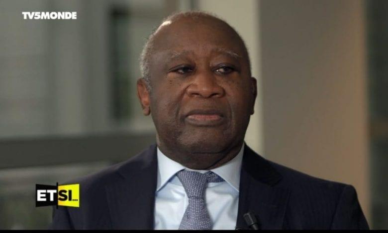 """Laurent Gbagbo : """" Quelqu'un qui vient de prison, on ne lui interdit pas de rentrer dans son village"""""""