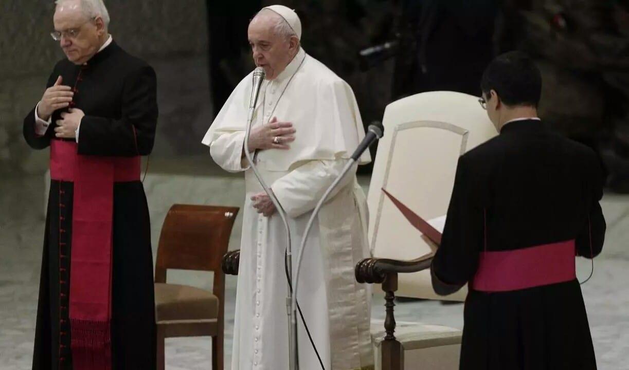 Le Pape François présente ses condoléances au Cameroun