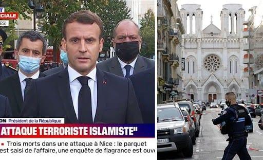 Le gouvernement tunisien qualifie l'attentat de Nice de « lâche et brutale » – Actualités 31/10/2020