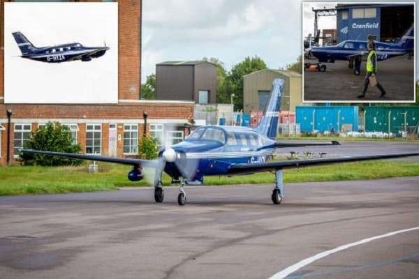Le premier avion au monde propulsé à l'hydrogène a pris son envol
