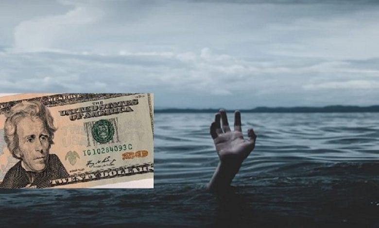 Liberia: un homme se noie en voulant récupérer un billet de 20 $ dans une rivière
