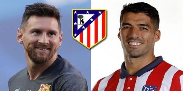 Liga: Messi va-t-il rejoindre Suarez à l'Atletico Madrid?