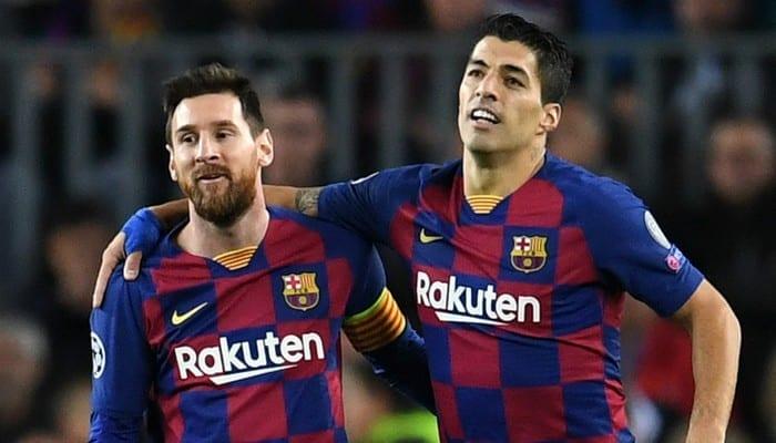 Luis Suarez révèle la seule raison qui fera rester Lionel Messi au FC Barcelone