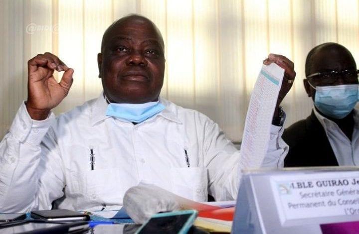 """Main tendue du gouvernement ivoirien / Blé Guirao (UDPCI) : """" On n'est plus à ce niveau …"""""""