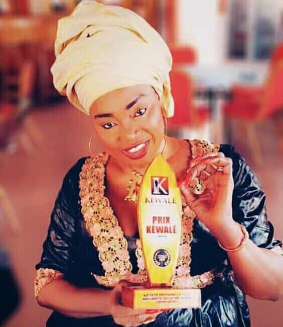 Mali : Oumou Sangare, artiste féminine la plus influente de la décennie