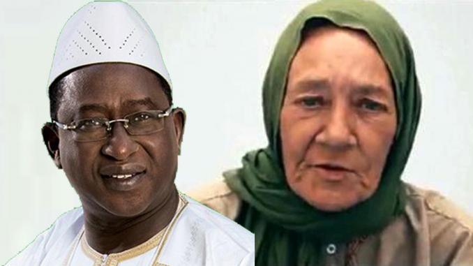 Mali:  Sophie Pétronin et Soumaïla Cissé ont été libérés