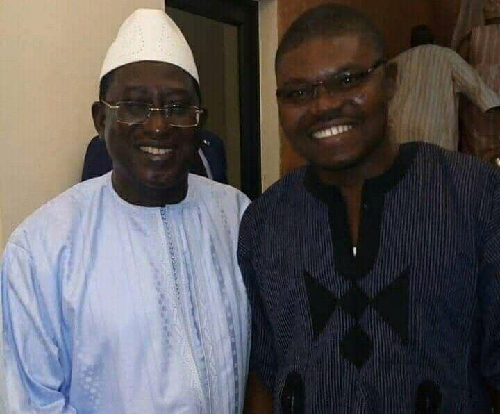 Mali : Soumaïla Cissé libéré, Dr Jean Emmanuel Gnagnon en joie