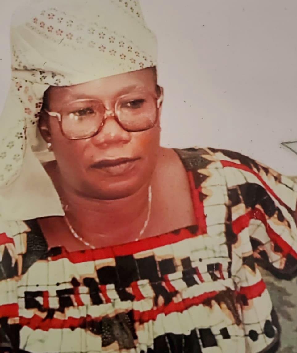 Maman Amy, la mère de Koffi Olomidé décédée
