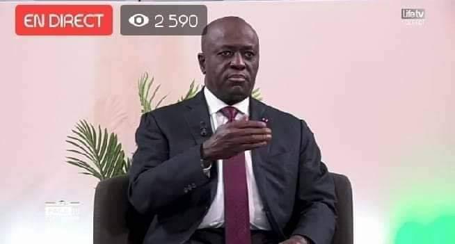 """Marcel Amon Tanoh, ex-ministre de Ouattara: """" Le Président m'a toujours dit """" jamais je ne me représenterai"""""""