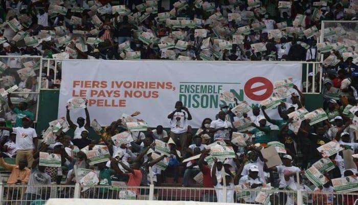 L'opposition ivoirienne appelle l'ONU au secours