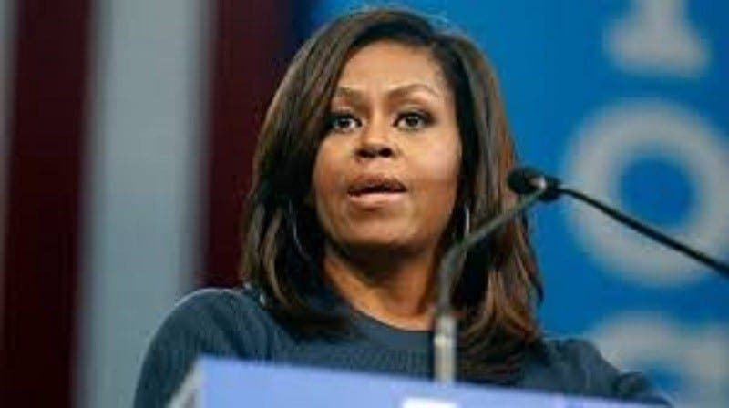 Michelle Obama s'attaque à Donald Trump