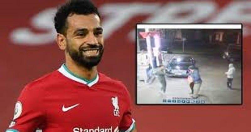 Mohamed Salah fait parler son cœur envers un SDF