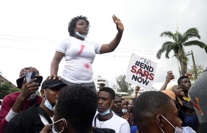 Tout savoir sur le mouvement de contestation qui secoue le Nigéria