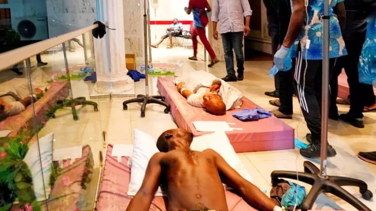 Nigeria: après un «mardi sanglant», les violences se poursuivent à Lagos