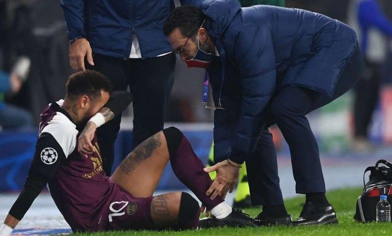 Le PSG s'inquiète pour Neymar !