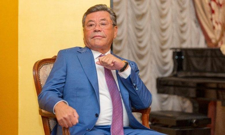 Patokh Chodiev: comment un milliardaire a réussi