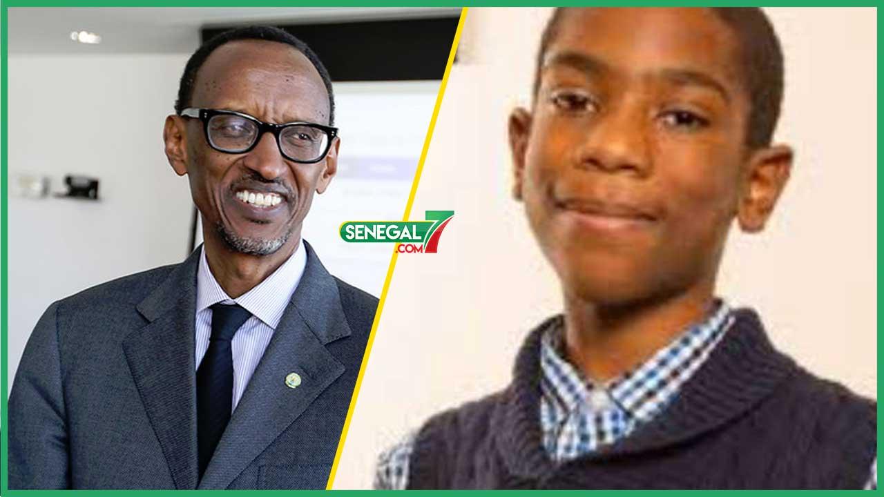 Patrick NKURIZA, Ministre des Nouvelles Technologies et du Développement à 19 ans