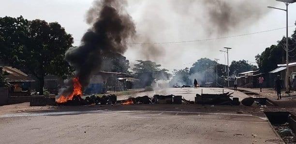 Présidentielle / La Guinée bascule dans l'horreur…Alpha Condé livre un message