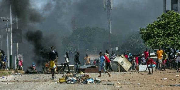 Présidentielle en Guinée : entre bataille de chiffres et violences post-électorales