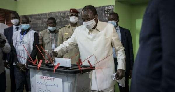 Présidentielle en Guinée : Les résultats non-proclamés installent un bras de fer