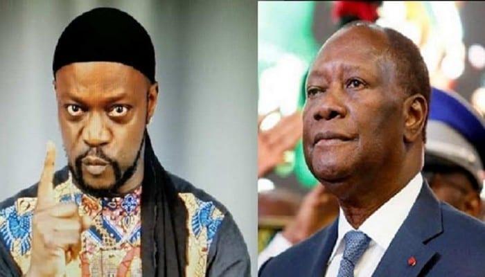Présidentielle ivoirienne : l'artiste Meiway se dresse une nouvelle fois contre OUATTARA