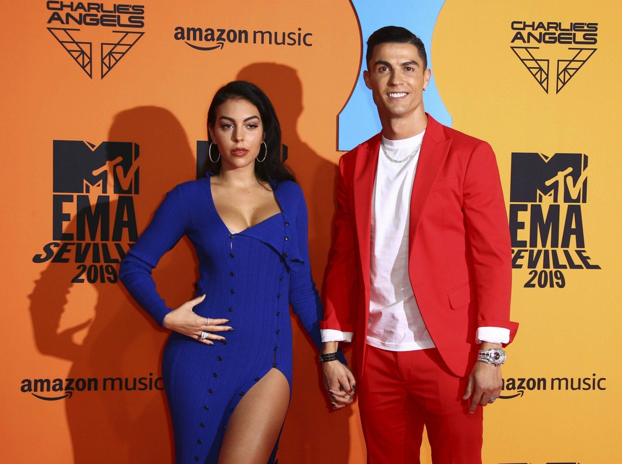 Georgina Rodriguez, l'épouse de Cristiano est-elle célibataire ?