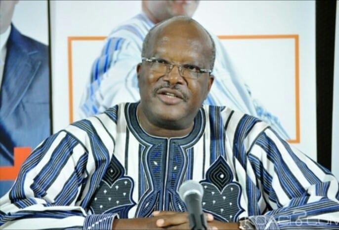 Roch Kaboré : «On n'a jamais interdit à quelqu'un de rentrer au Burkina Faso»
