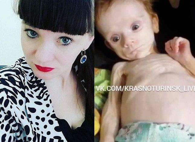 Russie : un bébé émacié secouru après avoir été enfermé dans un placard par sa mère