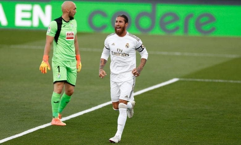 Sergio Ramos, l'homme des records du Real Madrid