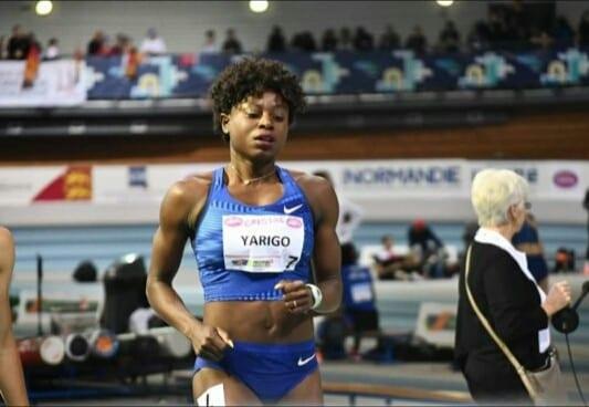 Sessimé rend un vibrant hommage à l'atlhète Noélie Yarigo