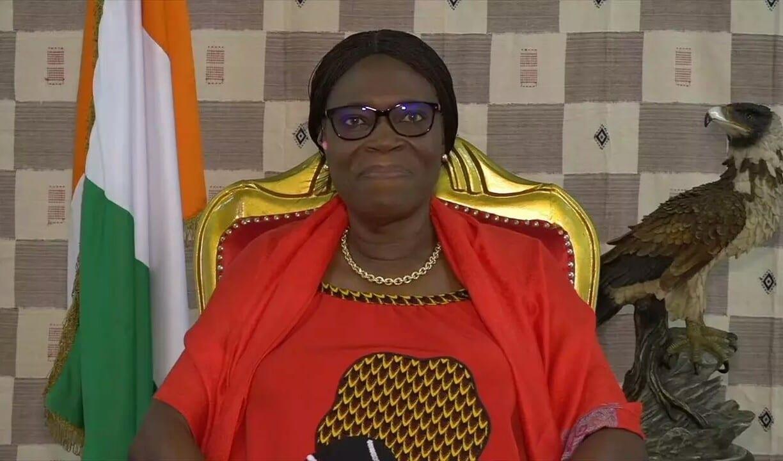 Simone Gbagbo » je suis prête à pardonner Guillaume Soro»