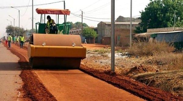 Togo: les travaux sur la route Lomé-Kpalimé sont suspendus