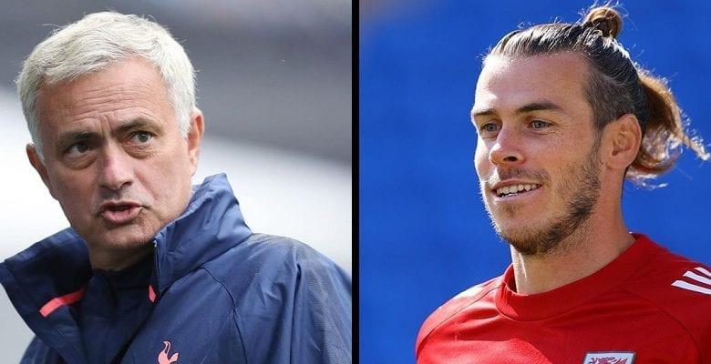 Tottenham: José Mourinho met déjà la pression à Gareth Bale