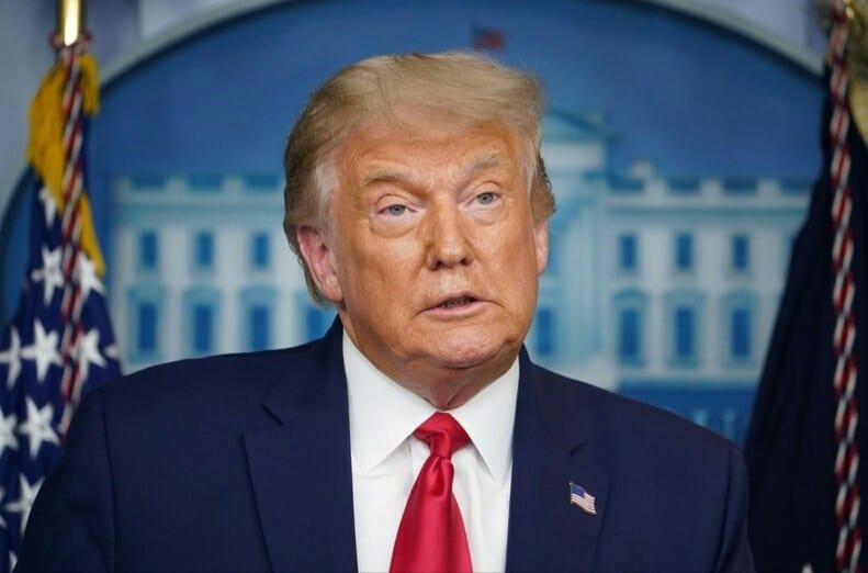 Trump aurait un bureau et un compte bancaire en Chine