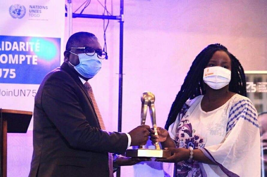 UN Togo récompense les lauréats de son concours
