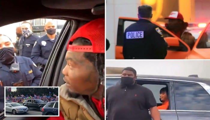 USA: Offset, le compagnon de Cardi B interpellé par la police