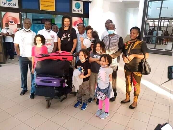 Un autre Américain s'installe pour de bon au Burkina Faso