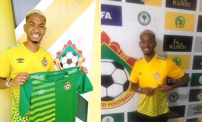 Un footballeur brésilien signe dans un club nigérian
