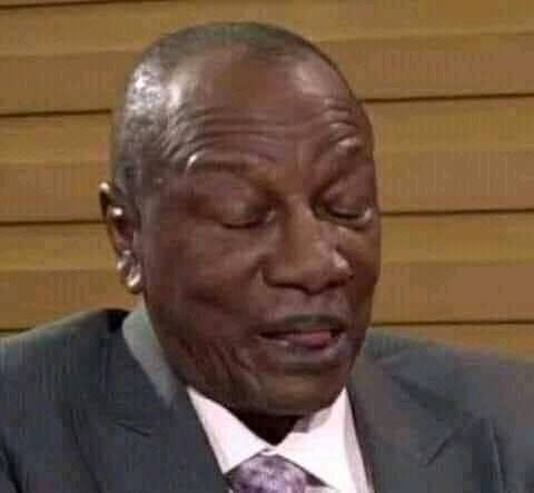 Urgent Guinée: Sondages sortie des Urnes, President Alpha perdu
