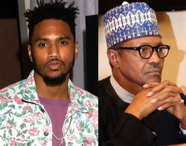 Un célèbre chanteur américain insulte le président du Nigéria