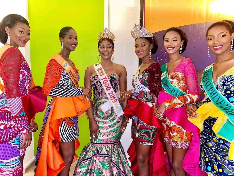 Les premiers mots de Kouadio Marilyne; Miss Côte d'Ivoire 2020